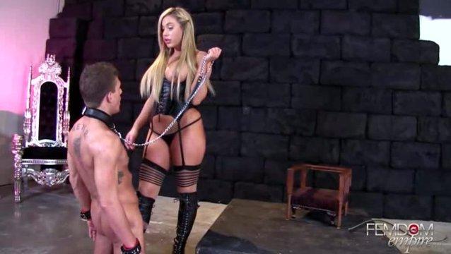 Секс видео в корсете