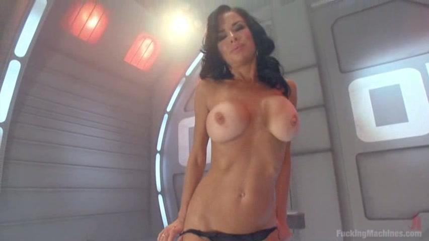 Порно с секс машинами жесткое видео