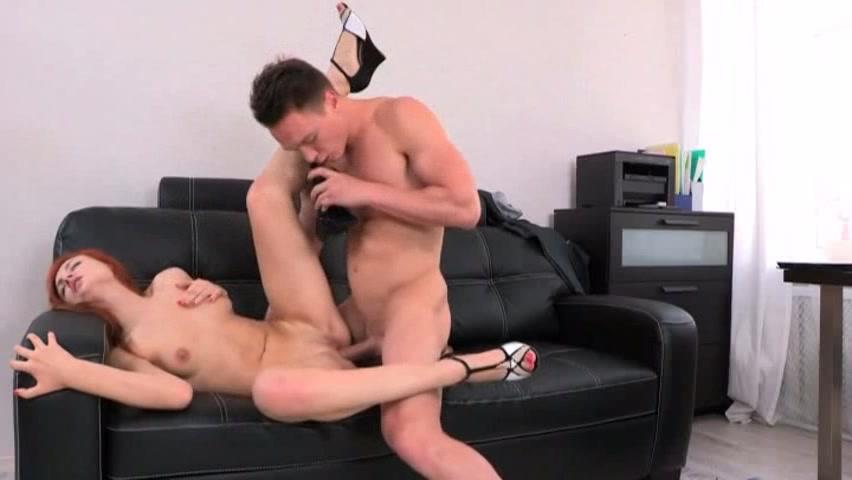 Секс с русской рыженькой фото 161-276