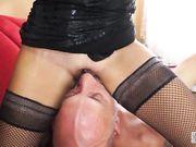 Порно кастинг женщины в чулках
