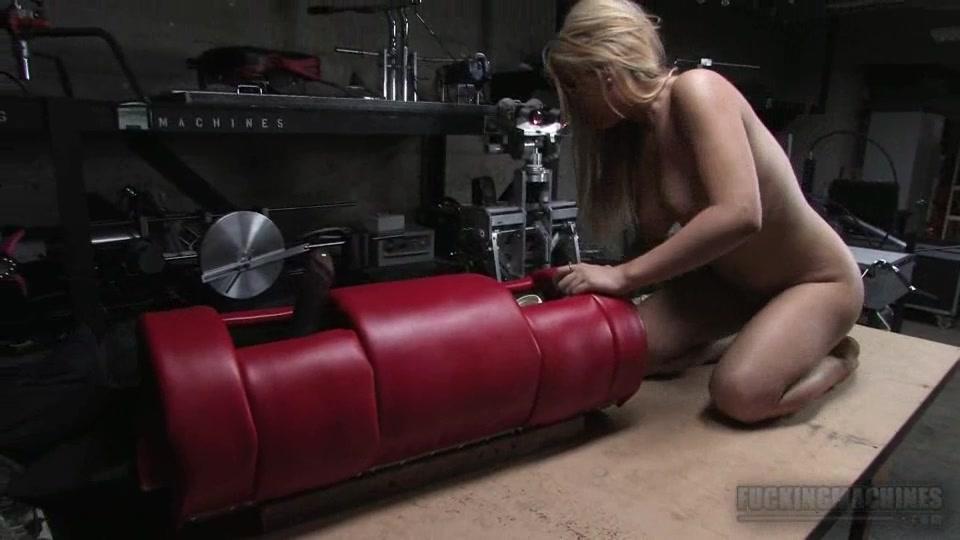 Секс машина, порно с роботами онлайн