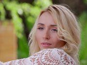 Чувственная эротика блондинки Eva Green с классными сиськами
