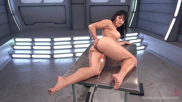 Сексмашина порно супер оргазм