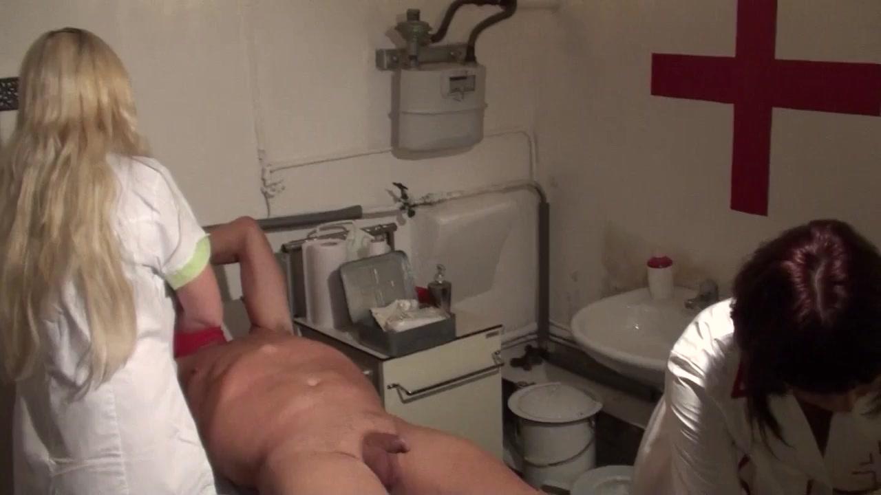 Медсестры и раб секс