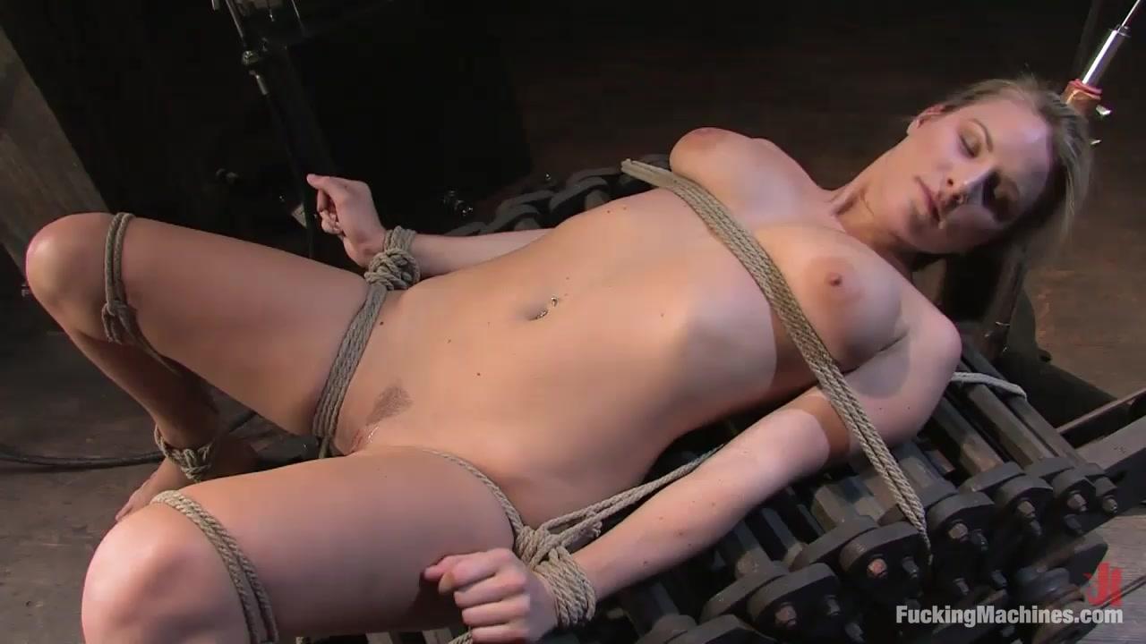 Новый порноролик со связыванием