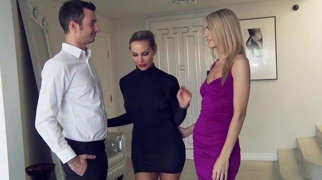 Смотреть видео порно служанка соблазнила хозяина, бляди дешевые на беговой