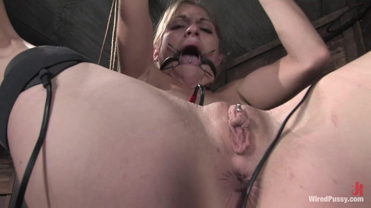 Секс с применением электричесва видео
