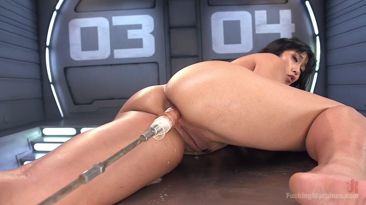 Красотка и супер секс машина
