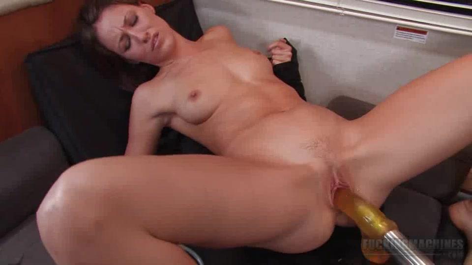 Силный оргазм