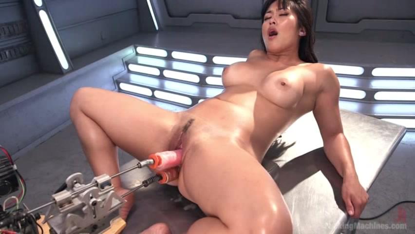 Секс с массажоров